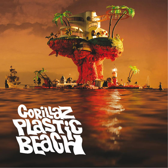 gorillaz plastic beach Ten Things About Gorillaz You (Probably) Didn't Know