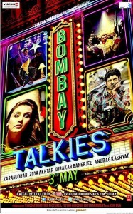 Bombay Talkies 2013 poster