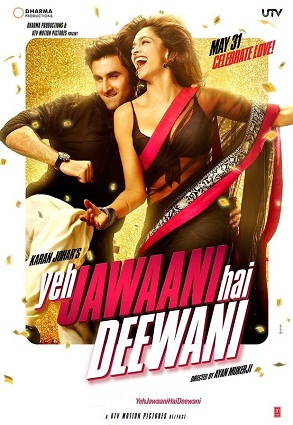 Yeh Jawaani Hai Deewani – Music Review (Bollywood Soundtrack)