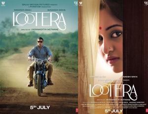 Lootera 2013 poster