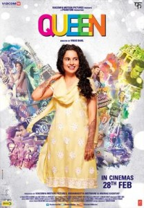 Queen 2014 Movie Poster