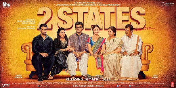2 States - Music Review (Bollywood Soundtrack)|Shankar Ehsaan Loy ...