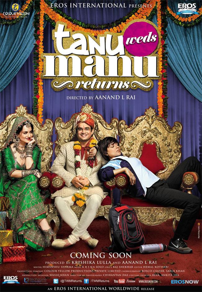tanu weds manu returns music review bollywood music aloud
