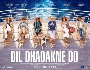 dil dhadakne do poster