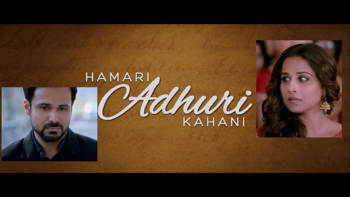 Hamari Adhuri Kahani Music Review Bollywood Music Aloud