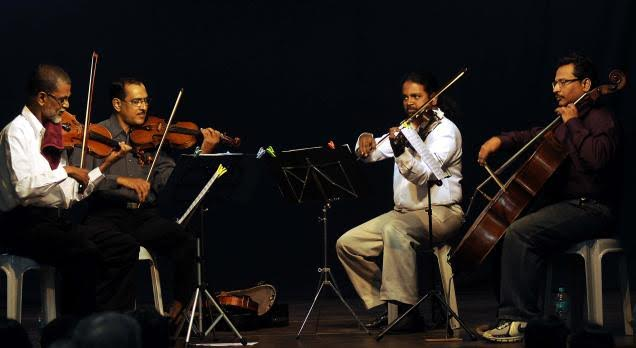 madras string quartet