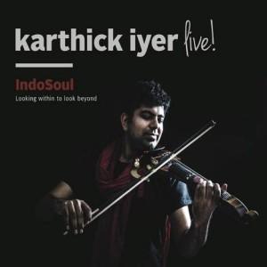 karthick iyer - indosoul poster