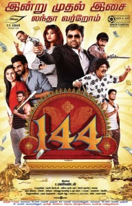 144 tamil movie poster