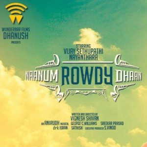naanum rowdy dhaan poster