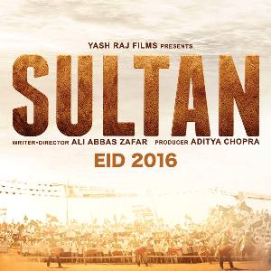 Sultan Bollywood poster