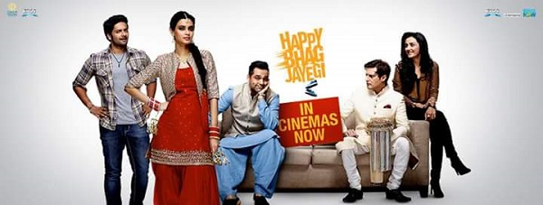 free download the Happy Bhag Jayegi full movie
